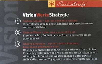 Unternehmenskultur kennenlernen Home, Siers & Collegen GmbH